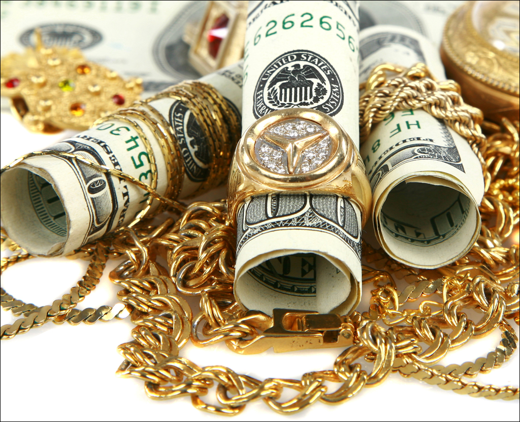 Get cash for your gold